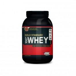 Optimum 100 % whey Gold standard 0,92 кг