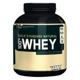 Optimum 100 % Natural whey Gold standard 2,2 кг