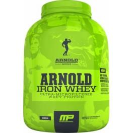 Arnold Iron Whey 2,2 кг